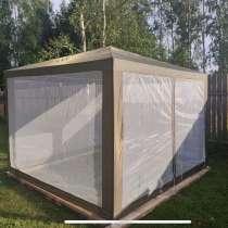 Тент с москитной сеткой 3х3м, в Санкт-Петербурге