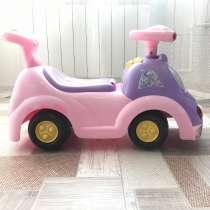 Машинка каталка детская, в Чите