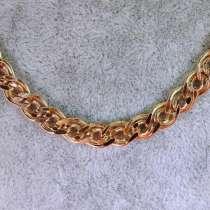 Новая золотая цепь плетение нонна 1гр. 2450руб, в Ростове-на-Дону