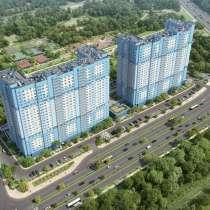 Квартира-студия 29 м², в Перми