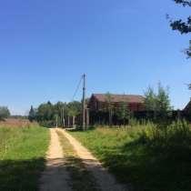 ИЖС в границах деревни. Продаю 10 соток. Рядом река, лес, в Москве