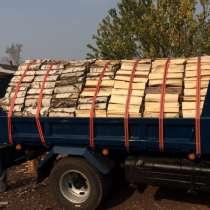 Сухие дрова (Колотые чурками) сосна, лествяк береза осина, в Иркутске