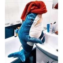 Мягкая игрушка «Акула», в Обнинске