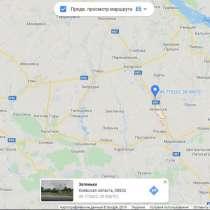 Кременчугские прицепы Лев на базе Зеленьки, в г.Киев
