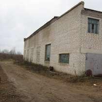 Продам нежилое помещение под склад, производство, гараж, в Бежецке