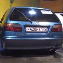 Nissan Almera 2.0МТ, 1996, хетчбэк, в Норильске