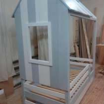 Кровать домик, в Москве