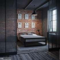Кровать, в Бийске