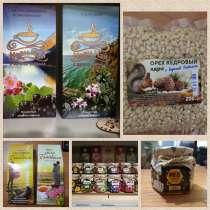 Оптом и в розницу, Иван чай, травы, мед, живица, масло кедр, в Улан-Удэ