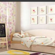 Кровать детская кр1, в Новосибирске