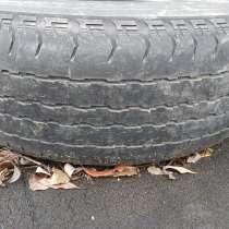 Пара (2шт.) Bridgestone Dueler H/T 840 265/65/R17, в Москве