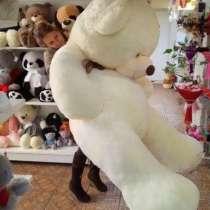 Большой плюшевый мишка, больше 2м!, в Санкт-Петербурге