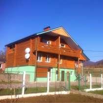 Здаеться деревянний котедж, в г.Мукачево