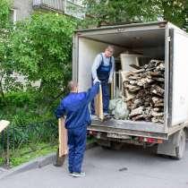 Вывоз мусора на газели, в Рязани