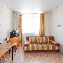Уютная квартира-студия с ремонтом на среднем этаже, в Краснодаре