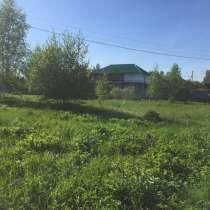 Продам участок в деревне Новинки Бегичево 18 соток, в Серпухове