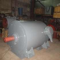 Подаём электродвигатели НЗ 800 кВт; 750 об/мин; 6000 В, в Ярославле
