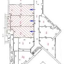 Предлагаем в аренду торговую площадь 239 кв.м. (76,5+81,3+81, в Перми