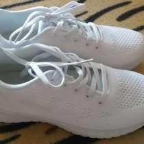 Кроссовки белые, Китай, р.36, спортивные, в г.Брест