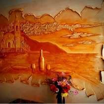 Cтудия барельеф-с, лепнина, декоративная штукатурка, мозайка, в Саратове