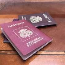 Помощь в получении статусов РВП, ВНЖ и Гражданства в России, в г.Минск