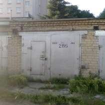 Капитальный гараж за БД СПИРИДОНОВ, в Челябинске
