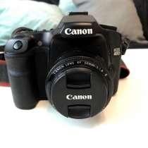 Фотоаппарат Canon EOS 40D + lens 50 mm 1.8, в Москве