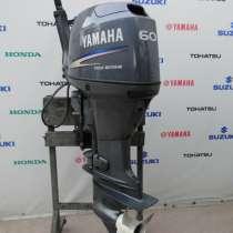 Yamaha FT60, в Ханты-Мансийске