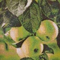 """Алмазная картина """"Зеленые яблоки"""", в Балашихе"""