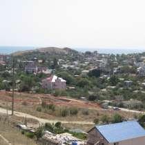 Земельный участок с видом на море в Коктебеле, в Феодосии
