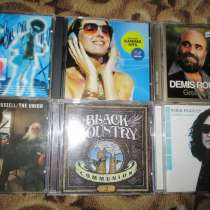 Demis Roussos, Elton John и другие на СД дисках, в Коломне