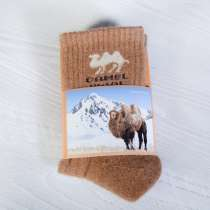 Носки из 100 верблюжьей шерсти, в Новосибирске