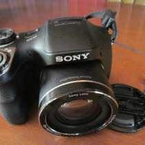 Цифровой фотоаппарат-суперзум Sony Cyber-shot DSC H-300, в Щелково