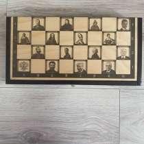 Коллекционные шахматы, в Самаре