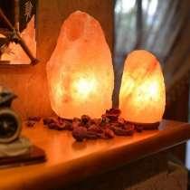 Солевая лампа 6-7кг, в г.Астана