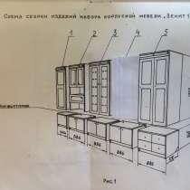 Шкаф-стенка, в Кировске