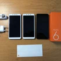 Xiaomi Redmi 6 64Gb можно в рассрочку, в г.Минск