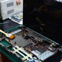 Чистка и ремонт компьютеров и ноутбуков, в Уфе