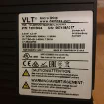 Продается преобразователь частоты 3 кВт, Danfos, в Первоуральске