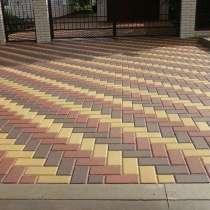 Укладка тротуарной плитки в Витебске и Витебской области, в г.Витебск