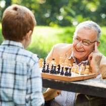 Тренер по шахматам онлайн, в г.Стокгольм