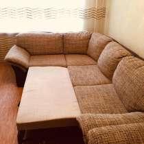 Продам угловой диван с креслом, в г.Уральск