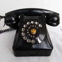 Телефонный аппарат ЦБ-491/Б/1,5 (Сделан в Польше(ПНР)1962г.), в Жигулевске