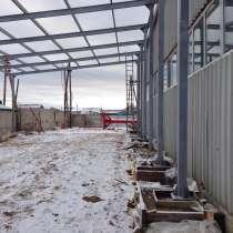 Строительство свинарника, в Красноярске