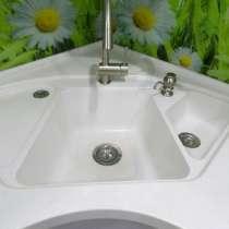 Столешницы для ванных комнат из жидкого гранита GraniStone, в г.ЭЛВА