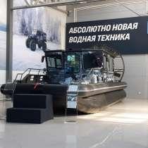Аэролодка Fantom 750K, в Санкт-Петербурге