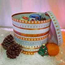 Новогодний подарок с именным поздравлением от Деда Мороза, в Москве