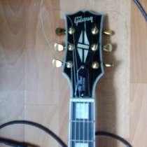 Гитара Gibson Les Paul Custom (Реплика), в Новосибирске
