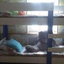 Детская двухъярусная кровать, в г.Ташкент