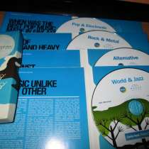 Рок, джаз на фирменных СД дисках - Come Hear. - Finland 2007, в Москве